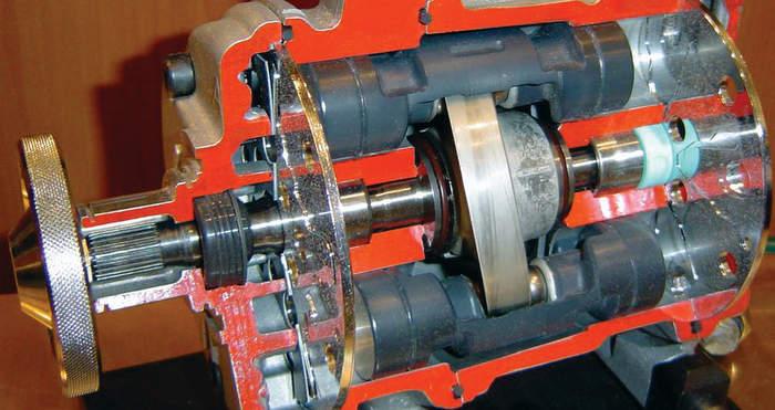 AC Oil Compressor failure
