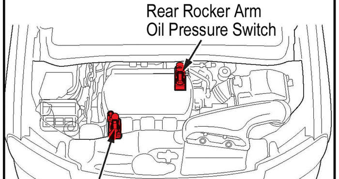 Honda Oil Pressure Switch Issues