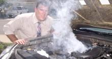 Engine overheat oldsmobile