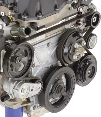2004 3.5L I5 L52 Production Engine