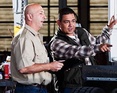 Technician training