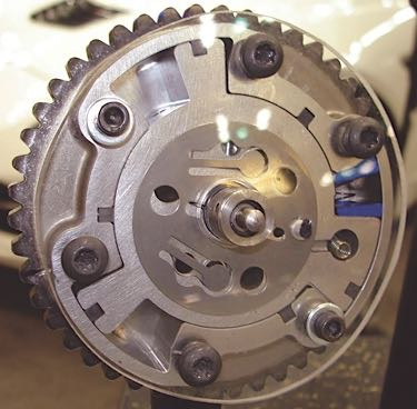variable valve timing 2