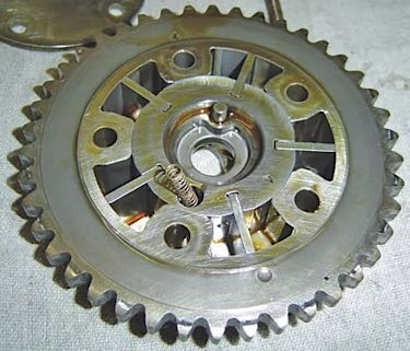 variable valve timing 5