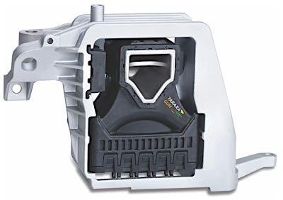 motor mount cutaway