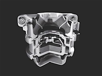 motor mount inside