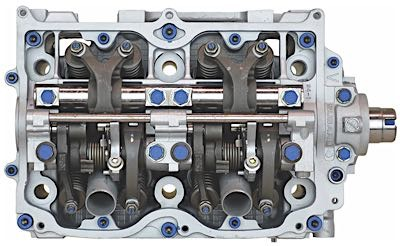 sohc engine active valve lift