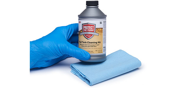 Delphi Product & Service Solutions Launches New Fuel Tank Cleaning Kit