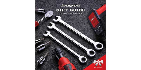 Snap-on Offers Top Tools And Gear Gifts For Dads And Grads