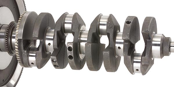Ford: P0315 Crankshaft Code Set On Mustangs