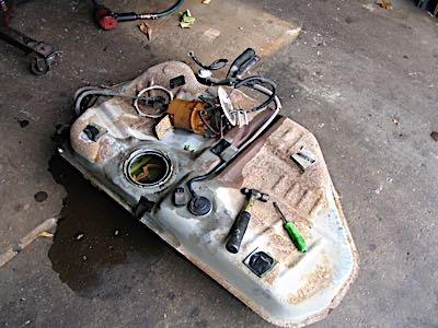 fuel pump inspection