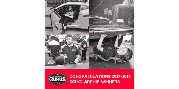 Federal-Mogul Motorparts Addresses Automotive Technician Shortage With Latest Round Of Garage Gurus Scholarships