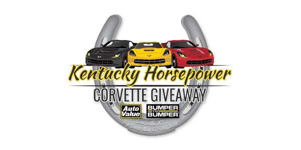 Aftermarket Auto Parts Alliance Kicks Off The Kentucky Horsepower Corvette Giveaway Sweepstakes