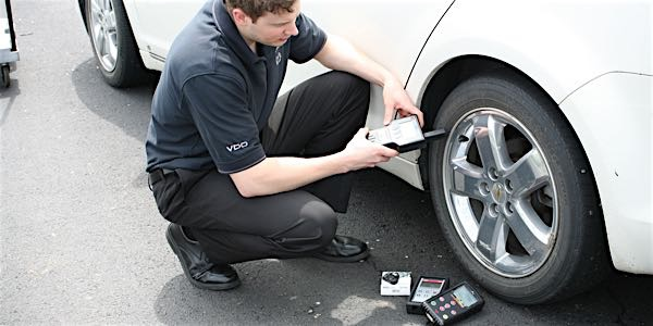 Using A TPMS Tool As An Information Database In The Bay