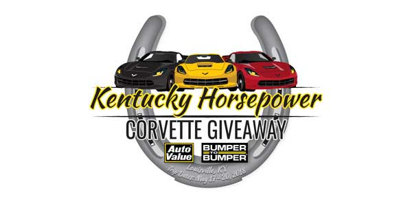 Auto Value And Bumper To Bumper Select 2nd Round Winners In Kentucky Horsepower Corvette Giveaway