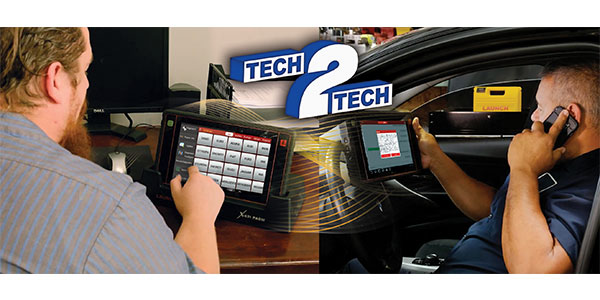 Launch Tech USA Introduces Tech 2 Tech Support