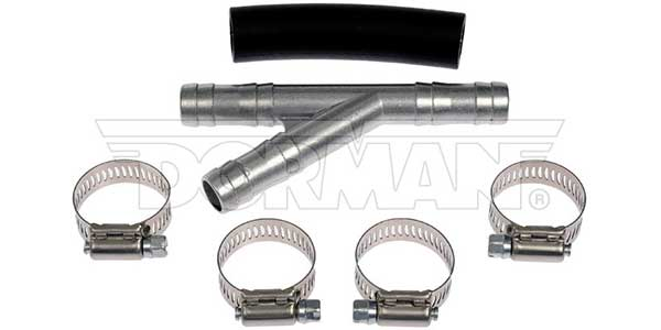 dorman introduces aluminum heater hose repair kit