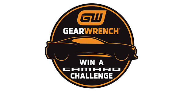 Win A Camaro From GEARWRENCH In Road Show Competitions
