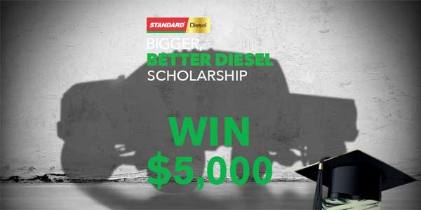 Standard Motor Products To Award $15,000 During Its Inaugural 'Bigger, Better Diesel' Scholarship Contest