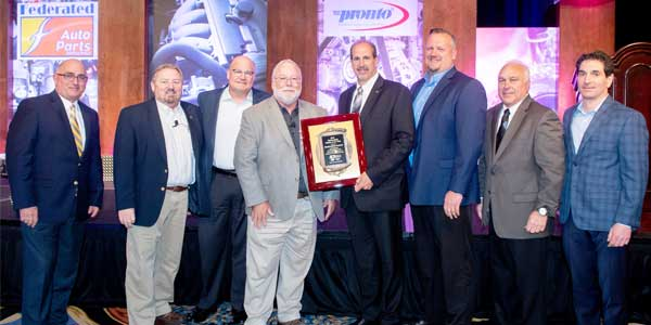 'The Group' Honors Top Supplier Partners At Combined Member Meeting