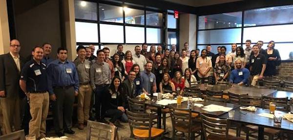 Dayco Hosts YANG Meet-Up During Aftermarket 101
