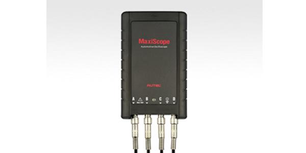 Autel Introduces 4-Channel Oscilloscope