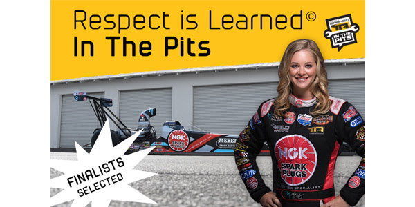 Technician.Academy Selects 2018 'Respect Is Learned In The Pits' Finalists