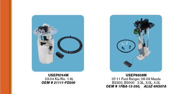 US Motor Works Releases New Professional Series Fuel Pump Modules