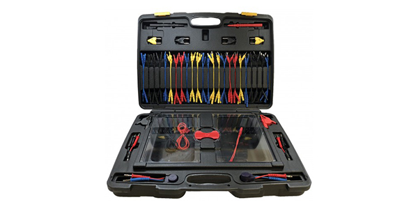 CTA 92-Piece Comprehensive Diagnostic Line Kit Quickly Tests Electrical Systems