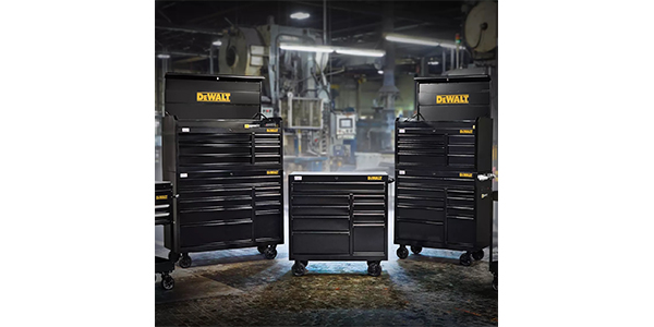 DEWALT Announces Metal Tool Storage Line Expansion