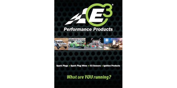 E3 Performance Products Catalog Features Full Line Of DiamondFIRE Ignition Products
