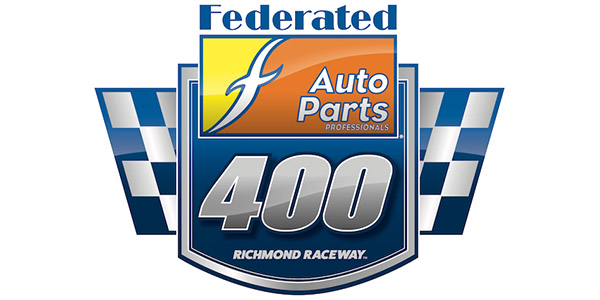 Seventh Annual Federated Auto Parts 400 Set For Sept. 22 At Richmond Raceway