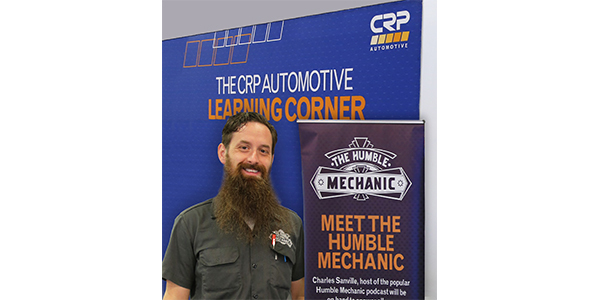 CRP Automotive Hosting 'The Humble Mechanic' During 2018 AAPEX