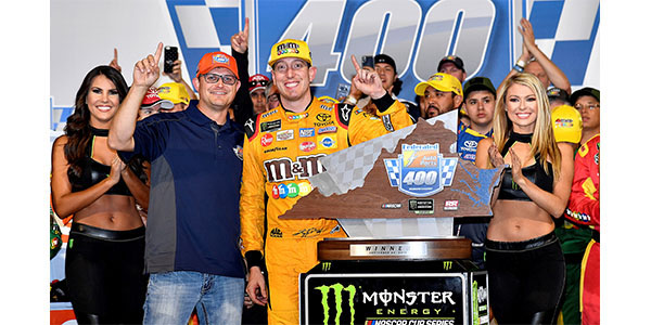 Group Says Its Federated Auto Parts 400 Is 'A Highlight Of Race Season'