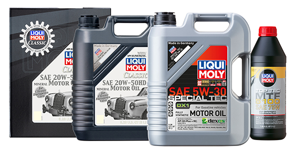 LIQUI MOLY To Present New Oils And Additives At AAPEX, SEMA Shows