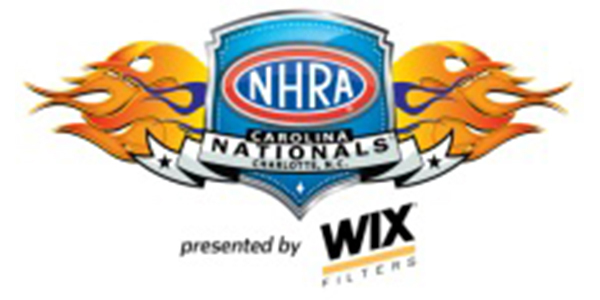WIX Filters Named Presenting Sponsor Of NHRA Carolina Nationals