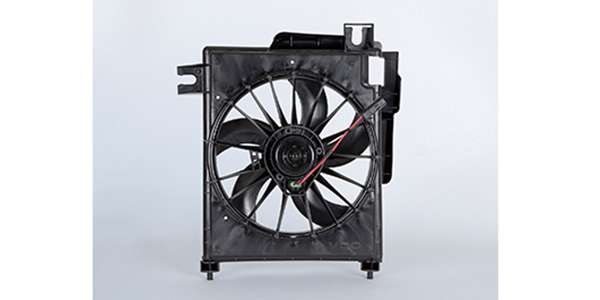 Continental Engine Cooling Fan Assemblies Restore Original Engine Cooling Performance