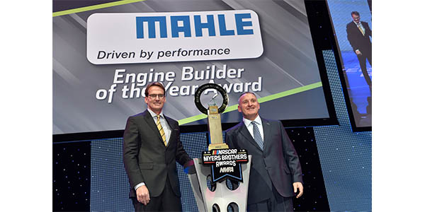 MAHLE Engine Builders Of The Year Awarded During Champion's Week