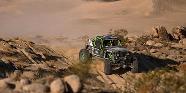 MAHLE Announces 'King Of The Hammers' Social Media Promotion Featuring Casey Currie
