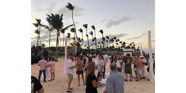 Automotive Distribution Network Hosts More Than 800 Shop Owners At Secrets Royal Beach Punta Cana