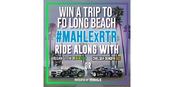 MAHLE Announces New 'MAHLExRTR' Social Media Promo