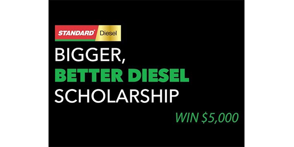 Standard Motor Products To Recognize Aspiring Diesel Technicians During Its Standard 'Bigger, Better Diesel' Scholarship Contest