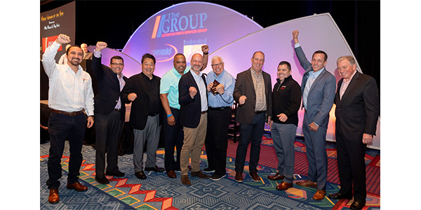 1Parts North America Honors DENSO With Vendor Of The Year Award