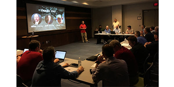 WIX Filters Hosts Alliance Service Center Advisory Council Meeting In Charlotte