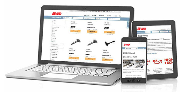 BWD Automotive Launches New Website