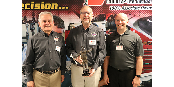Elgin Industries Honored For 18th Straight Year As A Top Supplier To JASPER Engines And Transmissions