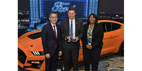 Ford Honors MANN+HUMMEL At 21st Annual World Excellence Awards