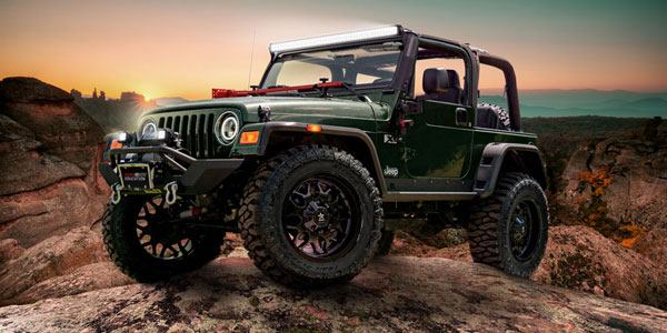 Student SEMA Jeep Builds Earn More Than $130K At Auction