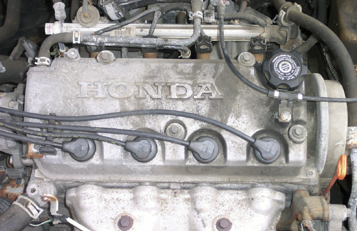 This image has an empty alt attribute; its file name is Honda-Timing-Belt.jpg