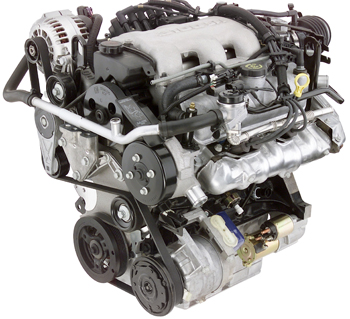gm 60� 3 1l v6 engine Diagram of 3.4L V6 Engine