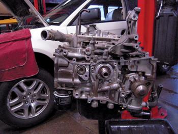 Subaru Outback Head Gasket Repair